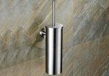 Supporto di spazzola fissato al muro della toletta dell'acciaio inossidabile di Inox 304
