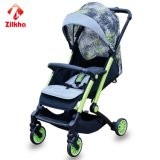 Carro de bebê de pouco peso da segurança - compra conveniente