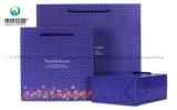 Мешок подарка Valentine изготовленный на заказ Новый Год хорошего качества упаковывая бумажный