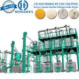 Европейский стандарт кукурузной муки мельница оборудование линии