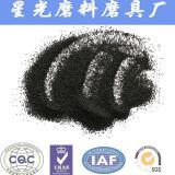 Corindon noir/alumine protégée par fusible noire/aluminium noir