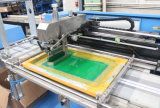 2colors het kledingstuk etiketteert Automatische Machine van de Druk van het Scherm nat-4000s-02