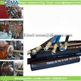 Slang van de Olie van de Fabriek van de Slang van de Olie van de hoge druk de Hydraulische Rubber Bestand Hydraulische Rubber