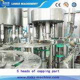 Planta de embotellamiento de relleno del agua rotatoria de alta velocidad de la Muti-Pista 6000bph