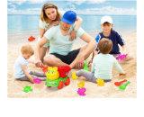 Del Frisbee giocattolo freddo della spiaggia di favori dei giochi di San Francisco della memoria esterna il più bene per i capretti