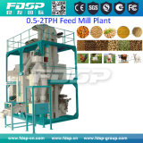 Pequeña cadena de producción animal de la alimentación de la pelotilla para la alimentación de pollo