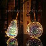 Fuegos artificiales en 3D la lámpara de luz LED Nuevo Producto decorativo colorido Creative