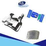 すべてのホックのセリウムのFDA ISO13485が付いている熱く熱く新しい歯科矯正学の金属ブラケット