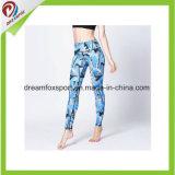 Wholesale Custom Sublimation Fitness Wear Ladies Yoga Leggings