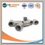 시멘트가 발라진 탄화물 철사 위조는 CNC 기계 형을%s 정지한다