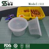 Pp.-Plastikwegwerftyp-und Kunststoff-Plastiksoße-Cup 12oz