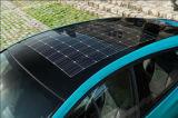 Énergie solaire de panneau solaire voltaïque de la photo 55W mono flexible pour le véhicule