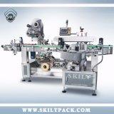Adesivo automática inferior e superior da superfície lateral da máquina de rotulação