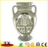 Magnete a magnete permanente del frigorifero del metallo dell'Egitto di figura della lampada di Aladdin