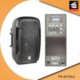 15 Zoll PROaktiver Plastiklautsprecher PS-4015au USB-200W Ableiter-FM