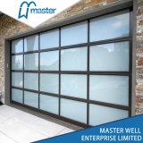 Aluminiumblatt des ausgeglichenen Glas-/PC/widergespiegelte Garage-Tür