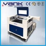 Maschine CO2 Laser-Engraving&Cutting für Gewebe 6040 40With60With80W Vanklaser