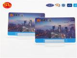 Preço da fábrica de Shenzhen baixo para o cartão pré-imprimido do PVC