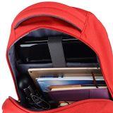 Zaino impermeabile del computer portatile del sacchetto di banco del poliestere 600d di tendenza