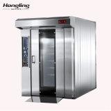 ベーキングパン機械32皿ディーゼル回転式ラックオーブン
