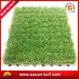 庭を美化するための連結のArtifcialの草のタイル