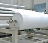 De Niet-geweven die Stof van Spunbond van het huisdier voor de Materialen van de Filtratie wordt gebruikt