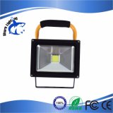 Reflector recargable de 30W LED