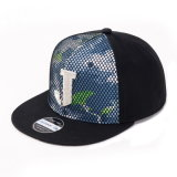 Sport bedeckt Stickerei-Baseballmütze-Hysteresen-Schutzkappe mit einer Kappe