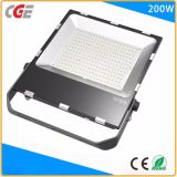 중국 200W IP65 경기장 테니스 코트 점화를 위한 옥외 LED 플러드 빛