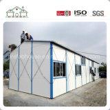 Schnelle Installations-Vertiefungs-Dekoration-Fertighaus-Arbeitskraft-Anpassungs-Schlafsaal