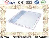 Plafond chaud du mur Panel/PVC de PVC de modèle de marbre de vente pour la décoration d'intérieur