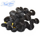 Оптовые сотка человеческие волосы китайца девственницы волос объемной волны Remy Unprocessed