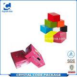 Rectángulo popular del cartón de la impresión en color 4 de las ventas superiores