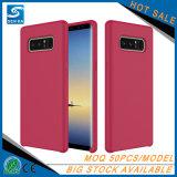 China-Produkt kundenspezifischer Silikon-Telefon-Kasten für Samsung S8 plus
