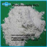 99.38% местной анестезии порошок Procainamide HCl