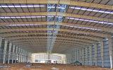 プレハブ工学鋼板が付いている鋼鉄構築の建物
