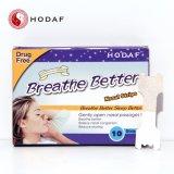 Tiras nasales seguro parche para productos Anti-Snoring