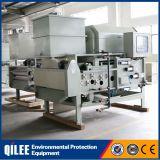 Hohe Kapazitäts-Leder-u. Gerberei-Abwasser-Riemen-Filterpresse