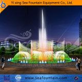 L'Espagnol Fontaine Fontaine de Lumière colorée à LED