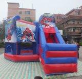 Guangzhou-verwendetes Spiderman-aufblasbares Schlag-Handelshaus