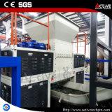 Desfibradora activa del eje del doble del tubo del PVC del PE de los PP de China