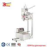 Churros comercial a máquina com a fritadeira Churro Maker com marcação CE