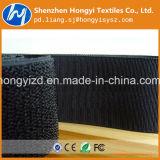 Le GV a reconnu la bande de dispositif de fixation de Velcro de boucle Non-Balayée par 100%Nylon