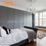 Меламином ДСП шкаф с одной спальней и древесностружечных плит