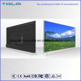 """Spät 50 """"schmaler T2-Doppelt-Tuner-Digital LED der Anzeigetafel-FHD 1080P DVB-S2 Fernsehapparat"""