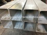 Tubulação de aço quadrada inoxidável galvanizada cavidade do fabricante de China com alta qualidade