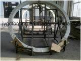 造られた鋼鉄リングを保つASTM A36