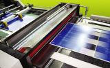 Máquina automática de alta velocidad del barniz para el solvente acuoso y el solvente aceitoso con el producto de limpieza de discos del polvo (XJVE-1650)