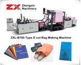 Non-Woven мешок ткани делая машину для мешка отрезока d (ZXL-B700)