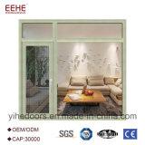 Het hete Openslaand raam van het Aluminium van de Dubbele Verglazing van de Verkoop met het Profiel van 1.2mm